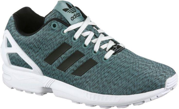 #adidas #ZX #FLUX #W #Sneaker #Damen #dunkelgrün