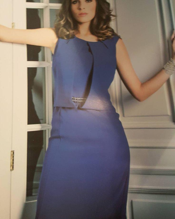 #tubino #blu #elettrico #valeria #abbigliamento