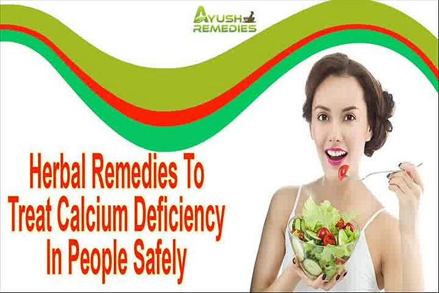You can find more details about the herbal remedies to treat calcium deficiency at http://www.ayushremedies.com/natural-calcium-supplements.htm Dear friend, in this video we are going to discuss about the herbal remedies to treat calcium deficiency. Fcalcivon tablet is one of the best herbal remedies to treat calcium deficiency.