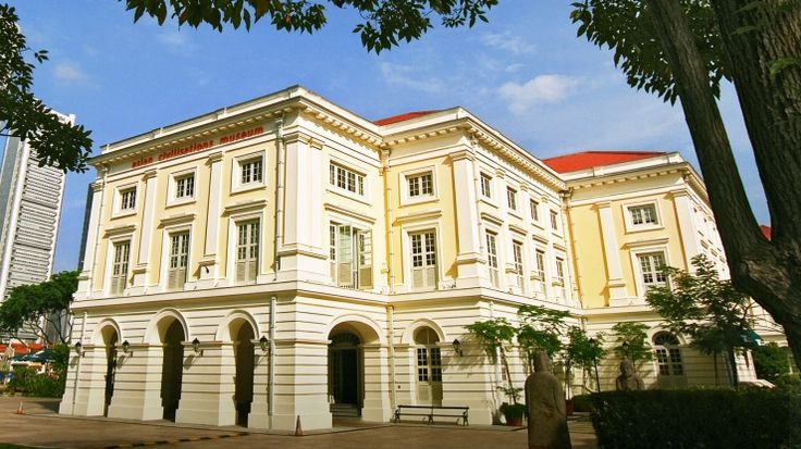 Housed in a historical building by the Singapore River, this museum tells the stories of Asian civilisations through its permanent collections. Spread over 11 galleries, this Singapore museum showcases intriguing stories of the city's history.