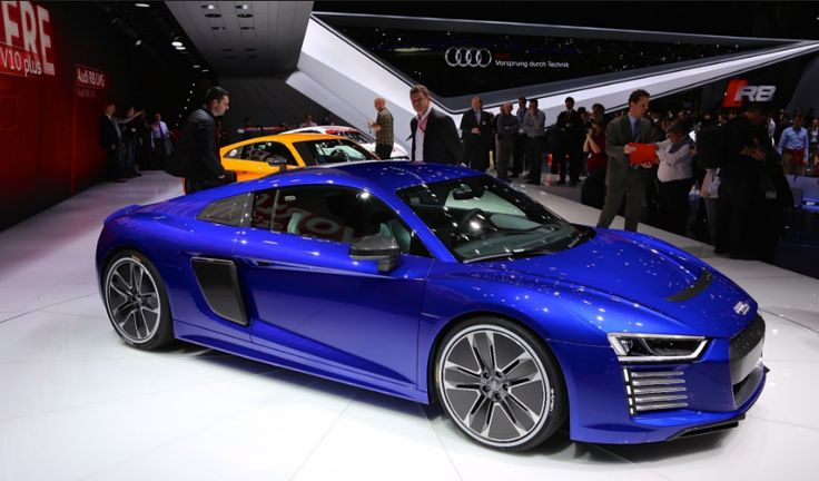 2018 Audi R8 E - Tron Specifications