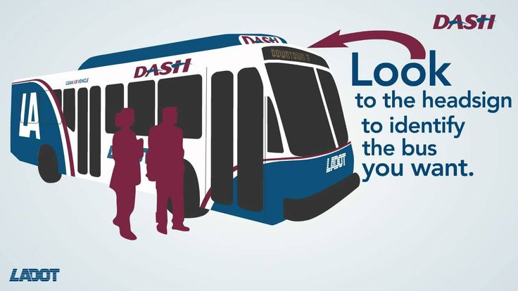 LA's DASH Bus Loop Gets An Electric Bus (+ 3 More To Come)