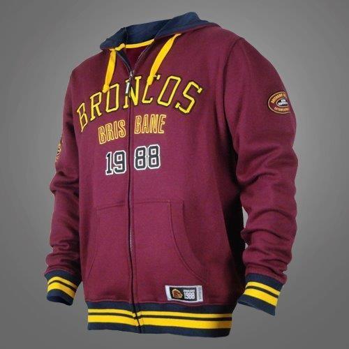 Broncos Retro Hoodie buy now www.carlawparkdiehards.co.nz