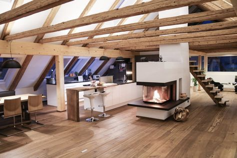 Dachbodenausbau H   Tischlerei Kotrasch