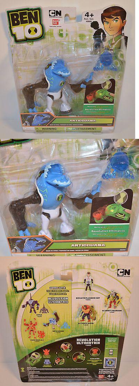Ben 10 152906: Rare 2012 Articguana 4 Bandai Action Figure Ben 10 Ultimate Alien Cartoon Net. -> BUY IT NOW ONLY: $59.99 on eBay!