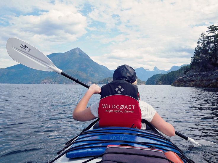 Travel Bloggers, Stephen & Jess from flyingthenest.tv give the inside scoop of what to expect on  a Desolation Sound kayaking expedition. Hint: there's some awesome surprises!