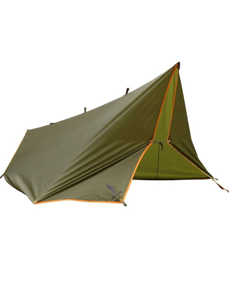 FREE SOLDIER Waterproof Portable Tarp Multifunctional Outdoor Camping Traveling Awning (Brown). WATERPROOF & ANTI-UV - PU waterproof coating keeps it dry inside when it rains, it also eliminates the solar radiation. STRONG & STABLE - Wear-resistant fabric and strong fixing triangle enable the tent can be fixed strongly and stably. MULTIFUNCITIONAL - Many ways and styles to shape the tent, suit many situations, can be used for tarp, camping mat, tent, etc. PORTABLE - large but lightweight...