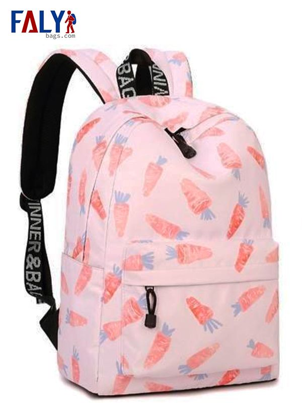 Girl bookbags for middle school backpacks. THE CUTE BOOKBAGS FOR MIDDLE  SCHOOL WITH ALLOVER PRINTED PERSONALIZED PATTERN TO LEVEL UP YOUR STYLE. 144443e8e8