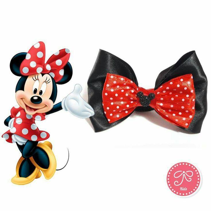Laço Minnie   #minnie #laço #princesa #disney #modainfantil #kids #petitacessorios #petitacessorioskids