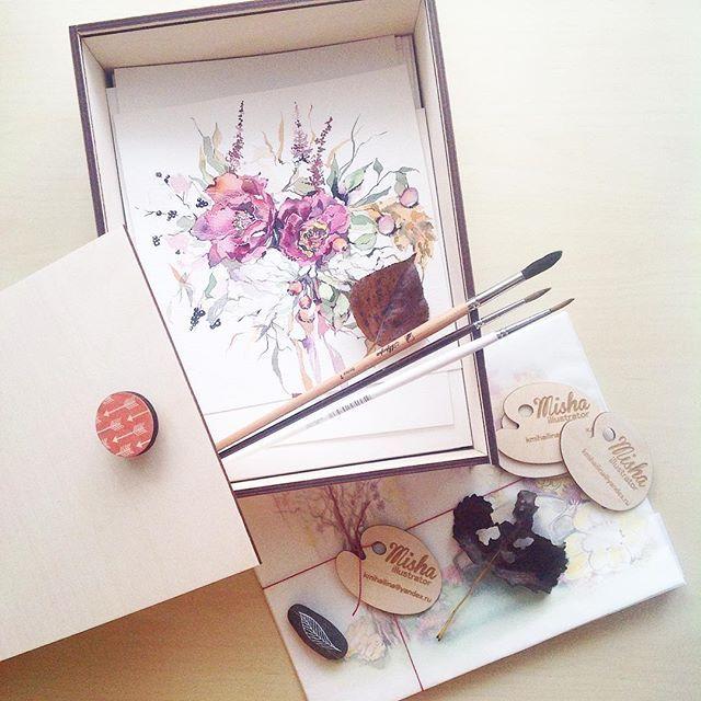 Если вы хотите заказать иллюстрацию, можете написать мне сообщение, ссылки в профиле!;) Спасибо @mi_casa_project за очередную порцию деревянной вкуснопахнущей красоты🐰🍂!!!)#draw#drawing#paint#painting#work#art#artwork#illustration#misha_illustration#watercolor#watercolour#flower#flowers#aquarelle#акварель#иллюстрация#art_we_inspire#artgallery#botanical#botanicalart#botanicalillustration#watercolorpainting#art_help