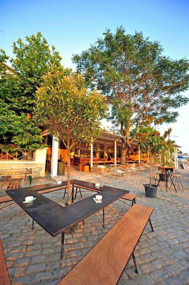 """Telonio"" Bar in Kavala, Greece"