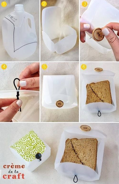 make a sandwich case