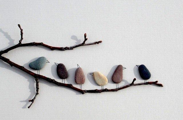 Comment meubler et décorer votre maison avec des pierres