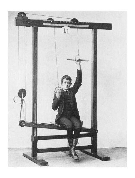 1850       Alles begann mit einem schwedischen Arzt und ein bisschen Fantasie....