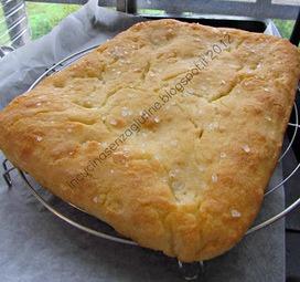 Senza Glutine Ricette e Cucina per celiaci: focaccia bianca 2012
