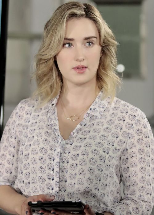 Ashley Johnson Source
