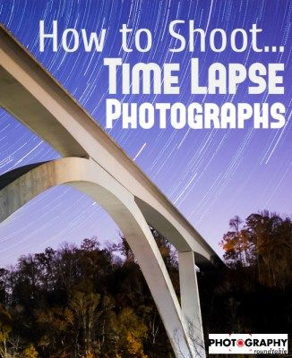 How to shoot time lapse photos