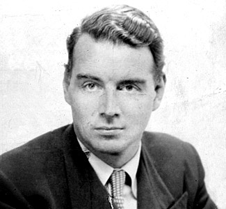 Guy Francis De Moncy Burgess (16 April 1911 – 30 August 1963) was a British-born intelligence officer and double agent, who worked for the Soviet Union. He was part of the Cambridge Five spy ring that betrayed Western secrets to the Soviets before and during the Cold War. Burgess and Anthony Blunt contributed to the Soviet cause with the transmission of secret Foreign Office and MI5 documents that described NATO military strategy. Died of Alcoholism after being jilted by his  gay lover.
