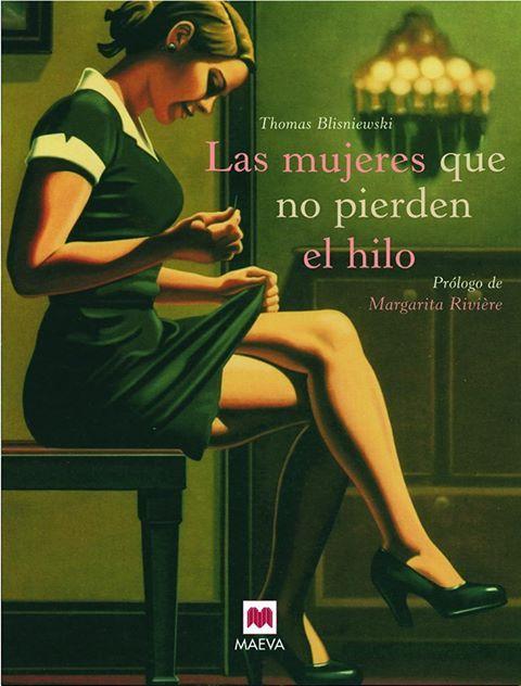 Un magnífico viaje a través de la historia de las labores. http://www.imosver.com/es/libro/las-mujeres-que-no-pierden-el-hilo_7810100003