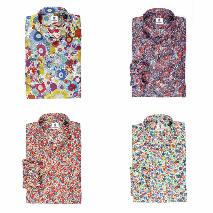 The Vintage Shirts by CORDONE 1956 are available at FINAEST.COM | #shirt #vintage #madeinitaly #finaest #cordone #paisley #summer14 #ss14 #dapper