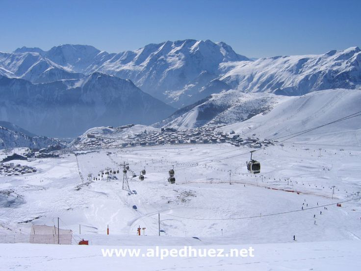 Snowy Holidays (Alpe d'Huez for example)