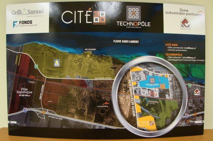 Projet Cité 3000