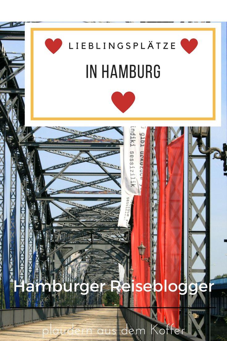 Hamburg entdecken - Reiseblogger aus Hamburg verraten ihre Lieblingsplätze.