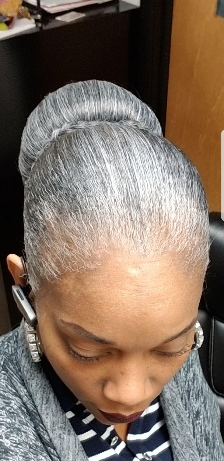 Nora Potts SILVER HAIRS Cheveux, Cheveux gris et