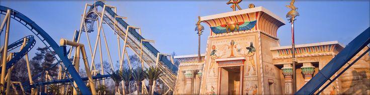 OzIris - Favourite Coaster for 2012 at Parc Astérix