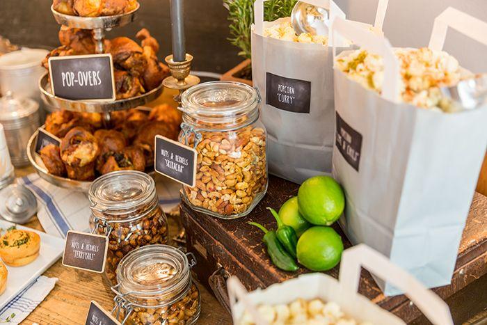 Ideen für eine Salty Bar | Friedatheres.com