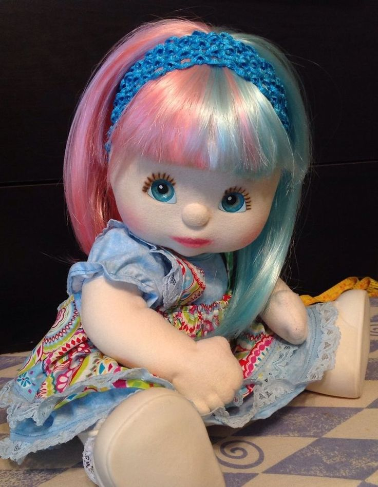 Ooak My Child Doll