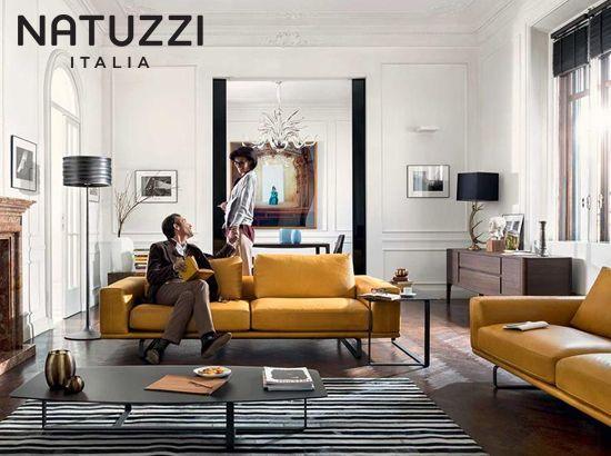 Natuzzi |– italialainen muotoilu ja mukavuus Pasquale Natuzzi perusti Natuzzi-yhtymän vuonna 1959