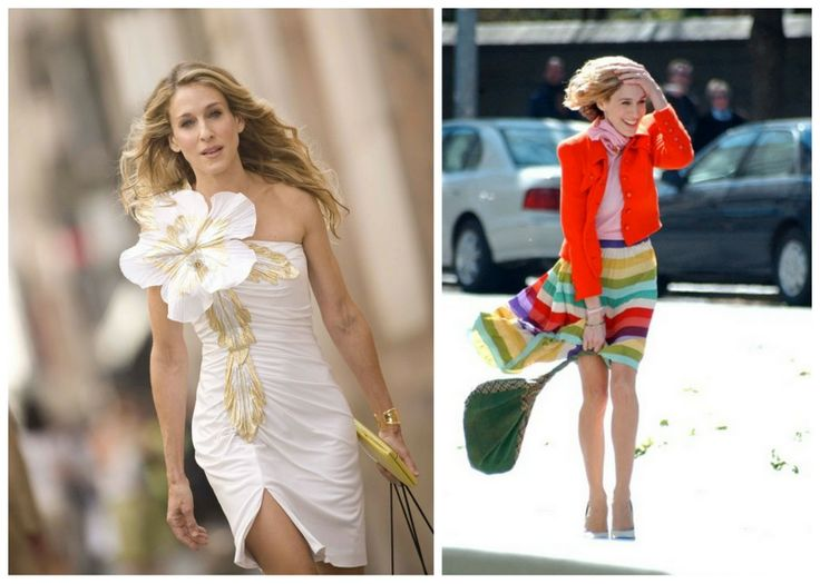 carrie bradshaw outfits | Mae Badiyan: {fashion files} carrie bradshaw