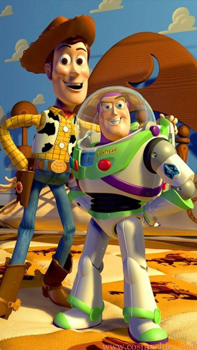 In my poster, Id like to include the main characters; Woody and Buzz. I could use the quick select to copy them out of this image to use on my own poster.