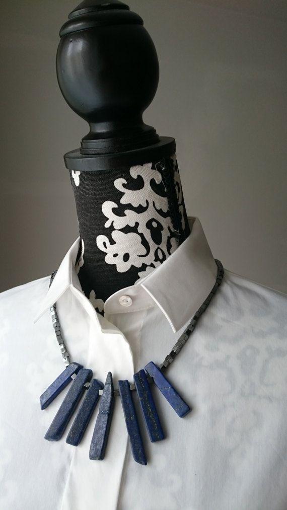 Collana di lapislazzuli