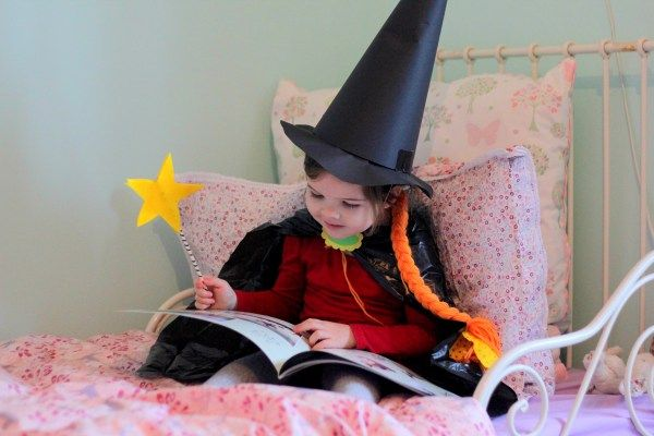 Fancy Dress For Book Room On The Broom