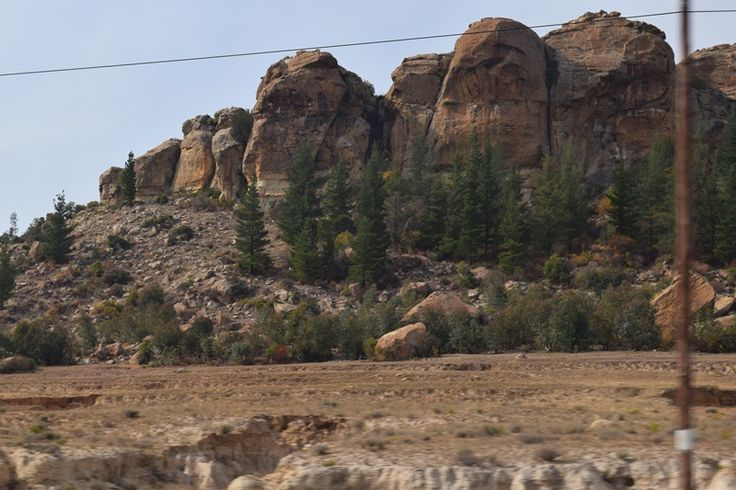 Maluti Mountain, Lesotho