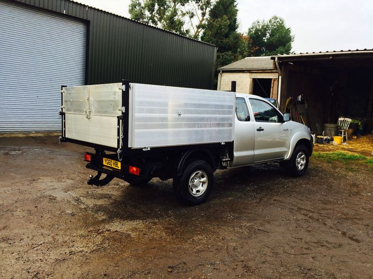 Toyota 4Runner Lifted >> toyota hilux, 4x4 tipper, tree surgeon | eBay | Trucks | Toyota hilux, Toyota 2010, Toyota