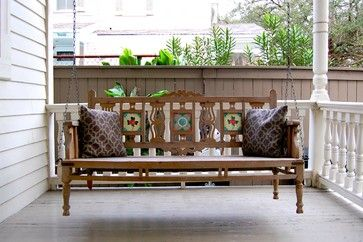 Upcycled Furniture Design Ideas, Pictures, Remodel, and Decor - page 6  (how adorable..love this idea and the overall look, very unique piece)
