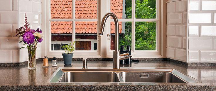 CGK Sten - underhållsfri bänkskiva i granit för kök och badrum