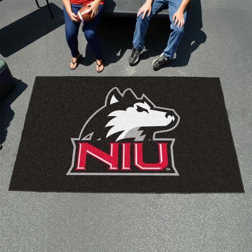 Northern Illinois University 5' x 8' Tailgating Area Rug