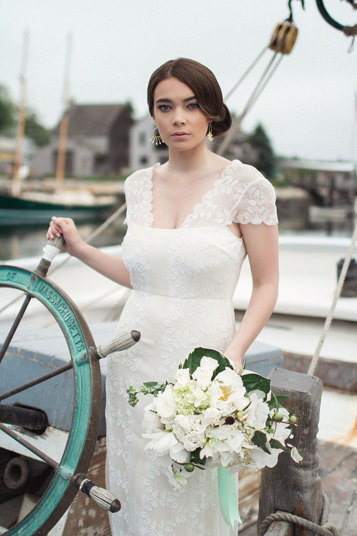 Nautical Wedding Inspiration shoot   justinabilodeauphotography.com ,nautical wedding inspiration, #weddinginspiration on fabmood.com