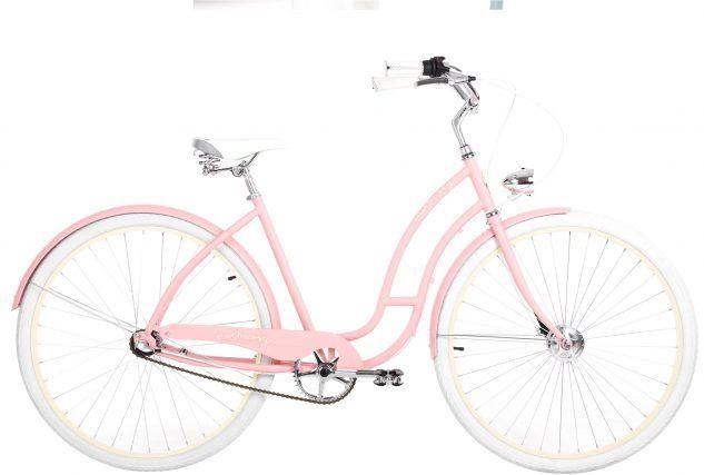 Bicicleta urbana mujer