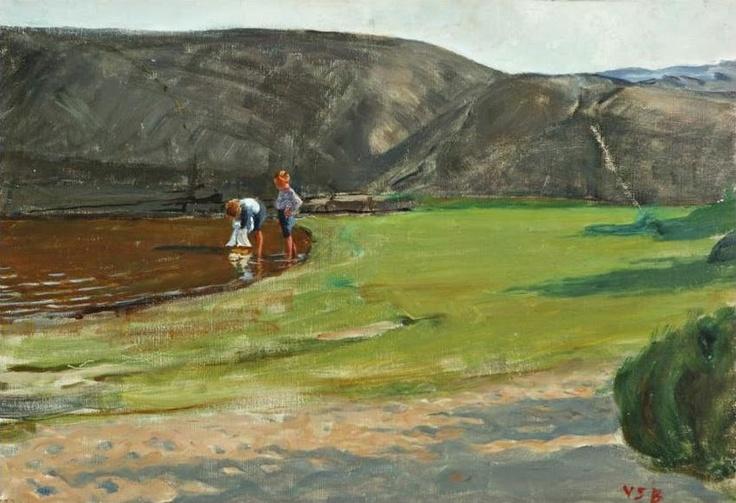 Venny Soldan-Brofeldt (1863-1945) art picture