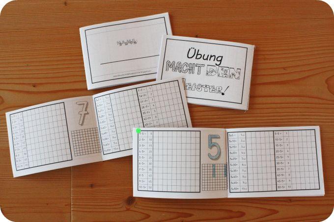 Das verfuchste Klassenzimmer: Elternbrief Malrechnung