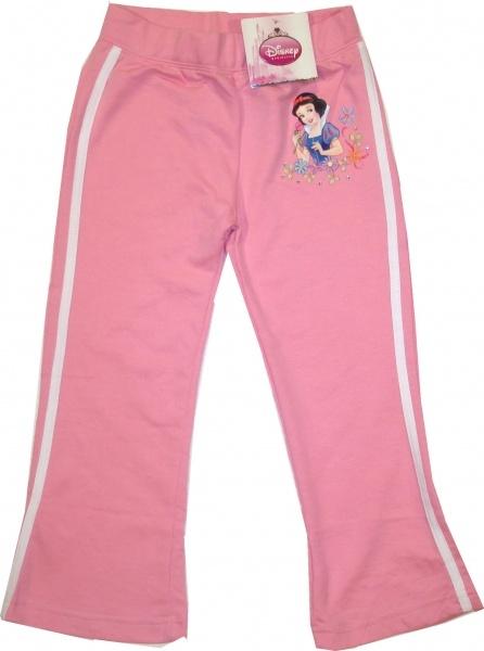 Pantalon oficial Disney Princes cu Alba ca Zapada, 50% bumbac, 50% poliester.