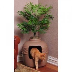 Areneros ocultos, disimulados y de diseño   La Loca de los Gatos