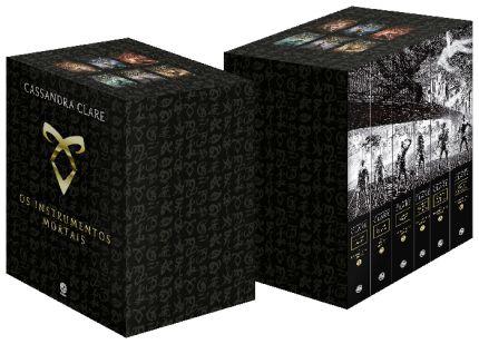 Box - Instrumentos Mortais - Edição Especial - 6 Volumes