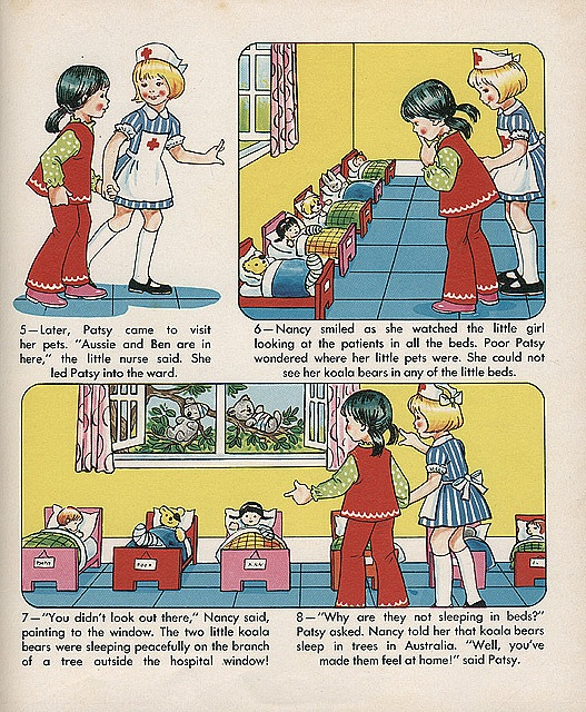 Twinkle Annual - Nurse Nancy - I loved Nurse Nancy and still have one of these annuals in the loft