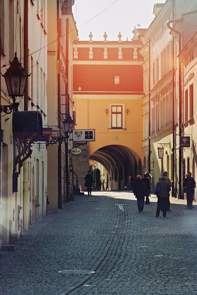 I was here last summer!    Tarnów, Poland (by Rafał Piekarczyk)